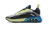 2020.07 Authentic Nike Air Max 2090 Blue Force Men And Women Shoes -LY (1)
