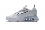 2020.07 Authentic Nike Air Max 2090 White Black Men And Women Shoes -LY (3)