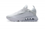 2020.07 Authentic Nike Air Max 2090 White Silver Men And Women Shoes -LY (5)
