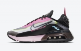 2020.07 Authentic Nike Air Max 2090 Pink Foam Women Shoes -LY (8)