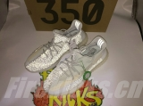 "(PK Quality)Authentic Adidas Yeezy Boost 350 V2 ""Cloud White Reflective ""Men And Women Shoes FW5317-ZLMTX"