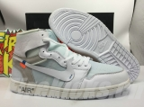 (better quality)OFF-WHITE x Super Max Perfect Air Jordan 1 Men And Women Shoes(no worry!good quality,95%Authentic) -GET/AG (3)