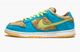 "2020.7 Perfect Nike Dunk Low Premium SB ""Three Bears""Men  Shoes-LY (39)"