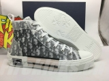 2020.7 Normal Authentic quality Dior Oblique Sneakers Men And Women Shoes -JB (3)