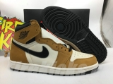 "2020.7 Normal Authentic quality and Low price Air Jordan 1 High ""Rookie of the Year"" Men And GS Shoes - LJR"