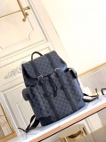 2020.7 Authentic Louis Vuitton Backpack -XJ1100 (2)