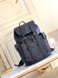 2020.7 Authentic Louis Vuitton Backpack -XJ1100 (3)