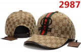 2020.8 Gucci Snapbacks Hats AAA (530)