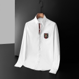 2020.08 Gucci long shirt M-4XL (6)