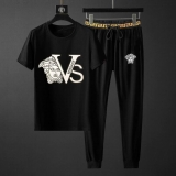 2020.08 Versace short suit man M-4XL (61)