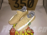 "2020.7 (OG Quality)Authentic Adidas Yeezy Boost 350 V2 ""Linen""Men And Women ShoesFY5158-ZLDG"