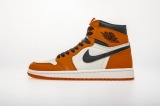 "2020.8 Normal Authentic quality and Low price Air Jordan 1 High ""Reverse Shattered Backboard""""Men And GS Shoes - LJR"