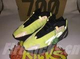 "2020.6 Authentic Adidas Yeezy 700 Boost MNVN""Phosphor"" Men And Women Shoes -ZLDG"