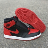 "(Final version)Authentic Air Jordan 1 Retro OG High""Banned "" GS- ZLDG"