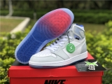 (Final version)Authentic Air Jordan 1 Zoom Fearless GS- ZLDG