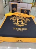 2020.08 Hermes four pieces beddings (9)