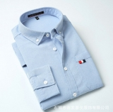 2020.08 Tommy long shirt man M-3XL (3)