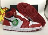 "2020.8 (Final version)Authentic Air Jordan 1 ""Chicago-ZLDG"