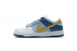 2020.8 Super Max Perfect Nike Dunk Low(GS)Splash Women Shoes(98%Authentic)-LY (49)