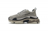 2020.8 Authentic Belishijia Triple S Silvery Men And Women Shoes -LY (104)