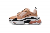 2020.8 Authentic Belishijia Triple S Golden  Women Shoes -LY (105)