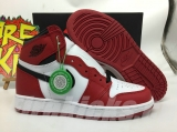 "2020.8 (Final version)Authentic Air Jordan 1 ""Chicago GS-ZLDG"