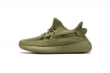 "2020.06 Super Max Perfect Adidas Yeezy Boost 350 V2 ""Sulfur""Real Boost Men And Women ShoesFY5346-LY"