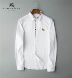 2020.09 Burberry long shirt man M-3XL (47)