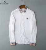2020.09 Burberry long shirt man M-3XL (49)