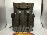 2020.7 Authentic Louis Vuitton Backpack -XJ1100(1)