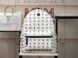 2020.9 Authentic MCM backpack-XJ600 (5)
