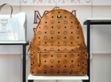 2020.9 Authentic MCM backpack-XJ600 (6)