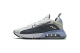 2020.09 Authentic Nike Air Max 2090 Sail Cool Grey Men And Women Shoes -LY (13)