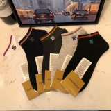 2020.9 (With Box) A Box of Burberry socks -QQ (1)