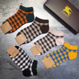 2020.9 (With Box) A Box of Burberry socks -QQ (5)