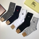 2020.9 (With Box) A Box of Burberry socks -QQ (8)