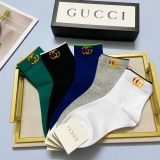 2020.9 (With Box) A Box of Gucci Socks -QQ (59)