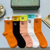 2020.9 (With Box) A Box of Gucci Socks -QQ (63)