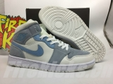 2020.8 Super Max Perfect Air Jordan 1 Mid Women Shoes -ZL (24)