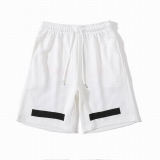2020.09 OFF-WHITE short jeans man M-2XL (8)