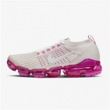 2010.09 Nike Perfect Air VaporMax 2019 Flyknit 3.0 Pink Rise Women Shoes -LY (4)