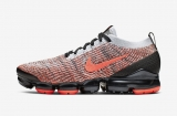 2010.09 Nike Perfect Air VaporMax 2019 Flyknit 3.0 Black Mango Men Shoes -LY (3)