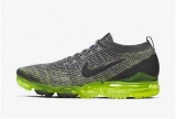 2010.09 Nike Perfect Air VaporMax 2019 Flyknit 3.0 Grey Volt Men Shoes -LY (5)