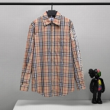 2020.09 Burberry long shirt man S-L (54)