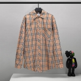 2020.09 Burberry long shirt man S-L (56)