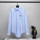 2020.09 Burberry long shirt man S-L (57)