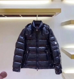 2020.10 Moncler black down jacket men -CQ760 (13)