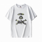2020.10 BAPE short round collar T man M-3XL (225)