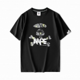 2020.10 BAPE short round collar T man M-3XL (242)