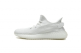 "2020.10 Normal  Authentic Adidas Yeezy Boost 350 V2 ""Cream White"" Men And Women Shoes-LY"
